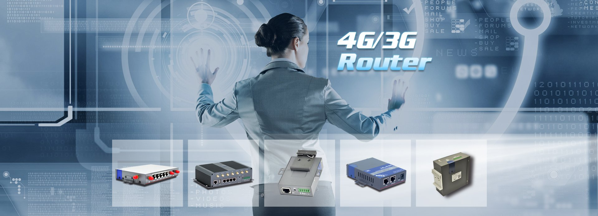 wlink Industrial 4G Router