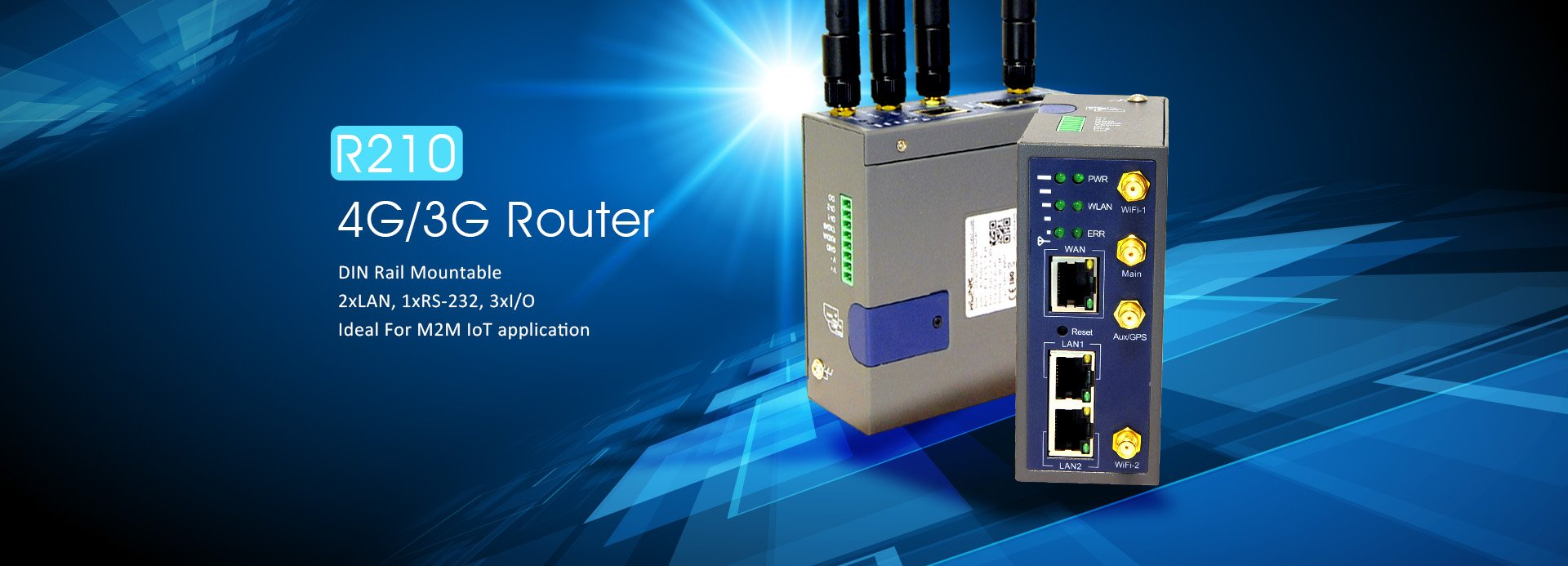 R210 4G Router